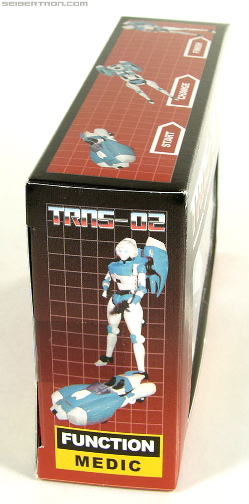 Transformers 3rd Party Products TRNS-02 Medic (Paradron Medic) (Image #7 of 122)