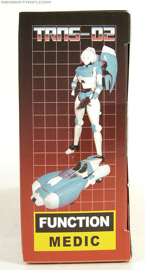 Transformers 3rd Party Products TRNS-02 Medic (Paradron Medic) (Image #15 of 122)