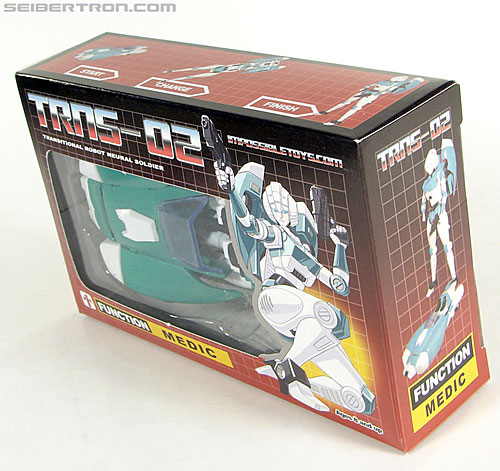 Transformers 3rd Party Products TRNS-02 Medic (Paradron Medic) (Image #17 of 122)