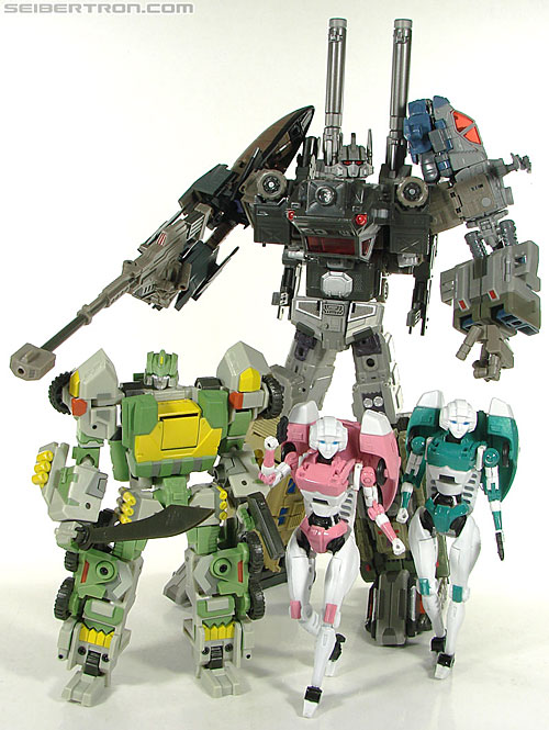 Transformers 3rd Party Products TRNS-02 Medic (Paradron Medic) (Image #121 of 122)