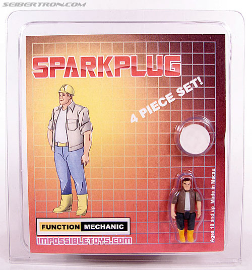 Transformers 3rd Party Products Sparkplug Witwicky (Image #1 of 45)