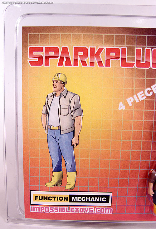 Transformers 3rd Party Products Sparkplug Witwicky (Image #5 of 45)