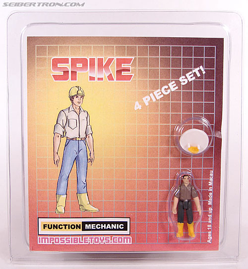 Transformers 3rd Party Products Spike Witwicky (Image #1 of 42)