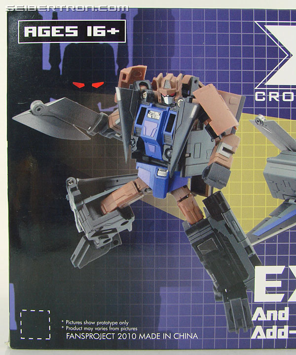 Transformers 3rd Party Products Crossfire 02A Combat Unit Explorer (Blast Off) (Image #2 of 164)