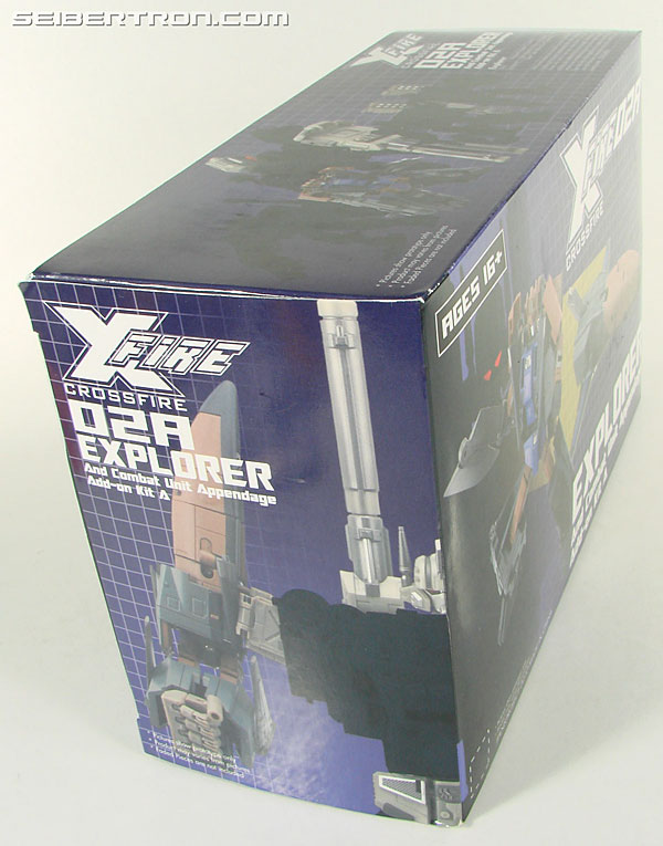 Transformers 3rd Party Products Crossfire 02A Combat Unit Explorer (Blast Off) (Image #4 of 164)