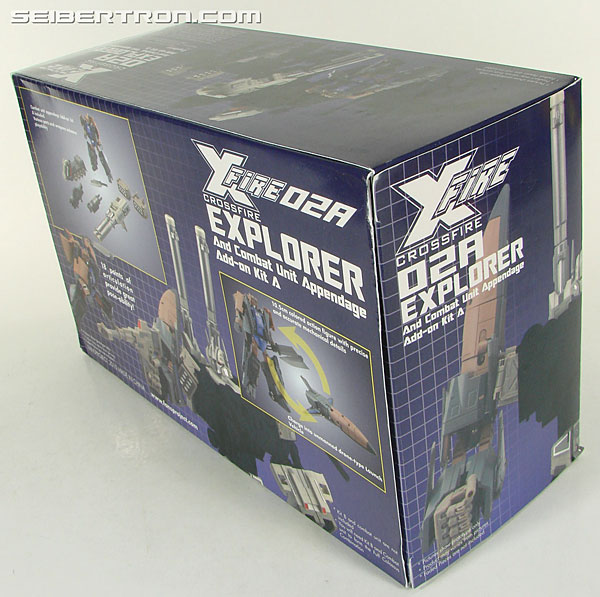 Transformers 3rd Party Products Crossfire 02A Combat Unit Explorer (Blast Off) (Image #6 of 164)