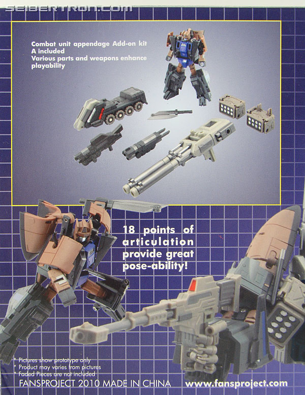 Transformers 3rd Party Products Crossfire 02A Combat Unit Explorer (Blast Off) (Image #11 of 164)