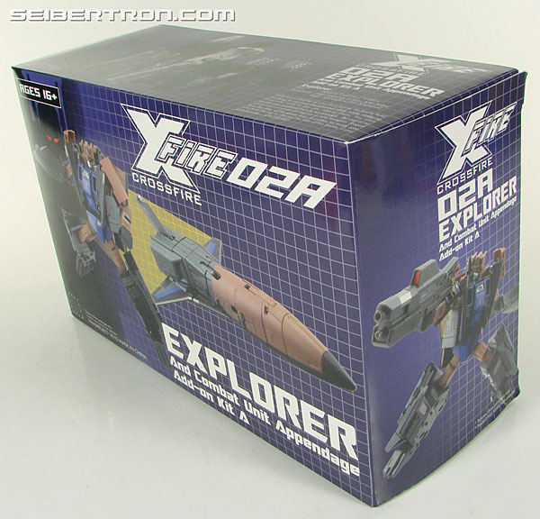 Transformers 3rd Party Products Crossfire 02A Combat Unit Explorer (Blast Off) (Image #16 of 164)