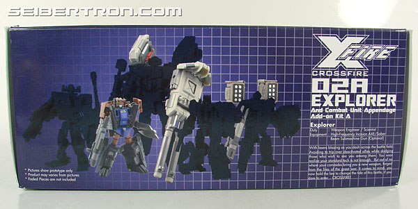 Transformers 3rd Party Products Crossfire 02A Combat Unit Explorer (Blast Off) (Image #20 of 164)