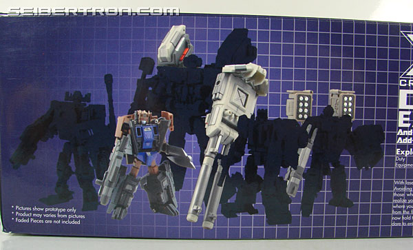 Transformers 3rd Party Products Crossfire 02A Combat Unit Explorer (Blast Off) (Image #21 of 164)