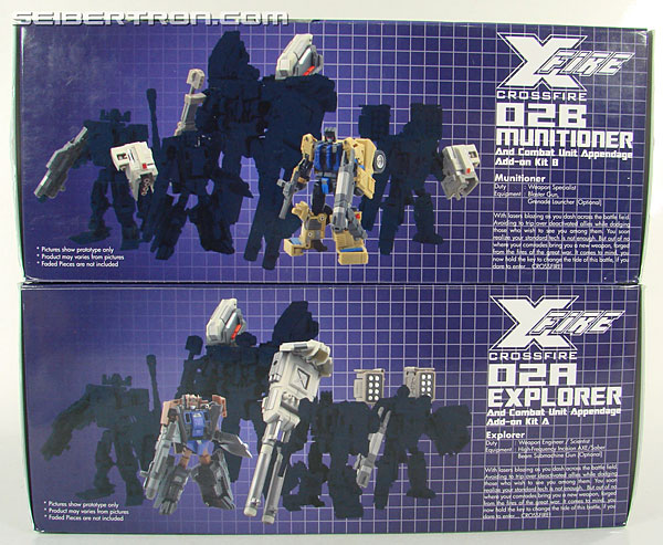 Transformers 3rd Party Products Crossfire 02A Combat Unit Explorer (Blast Off) (Image #23 of 164)