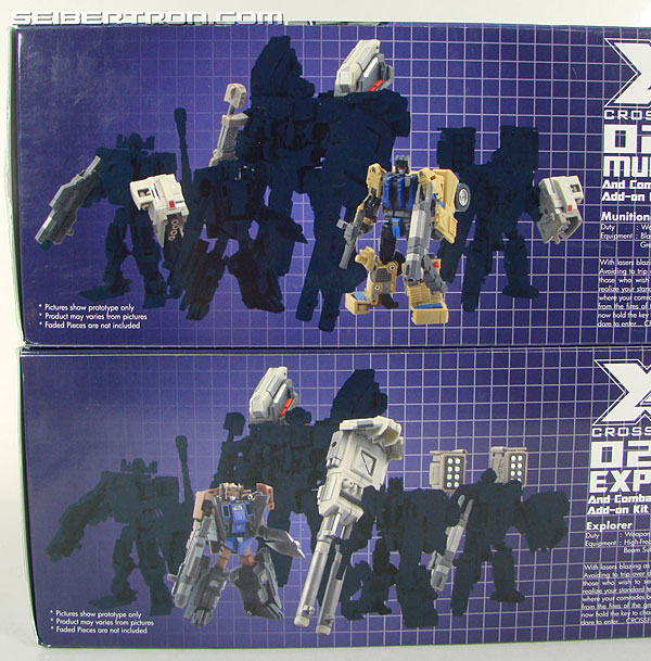 Transformers 3rd Party Products Crossfire 02A Combat Unit Explorer (Blast Off) (Image #24 of 164)