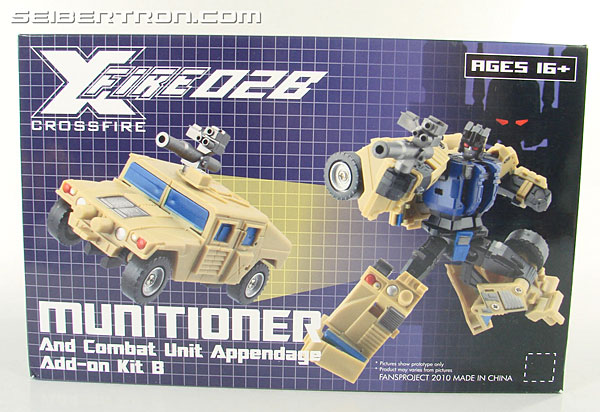 Transformers 3rd Party Products Crossfire Combat Unit Full Colossus Combination (Bruticus) (Image #5 of 188)