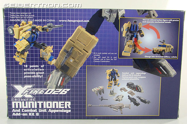 Transformers 3rd Party Products Crossfire Combat Unit Full Colossus Combination (Bruticus) (Image #6 of 188)