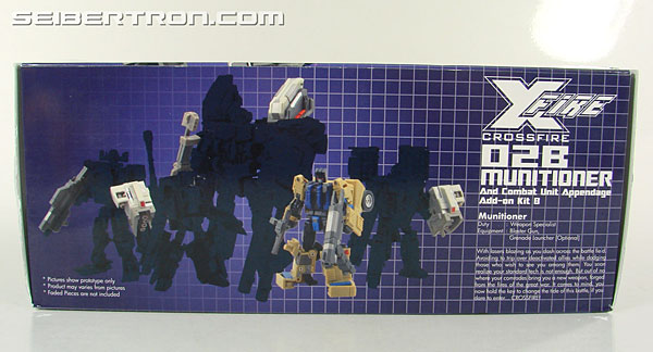 Transformers 3rd Party Products Crossfire Combat Unit Full Colossus Combination (Bruticus) (Image #7 of 188)