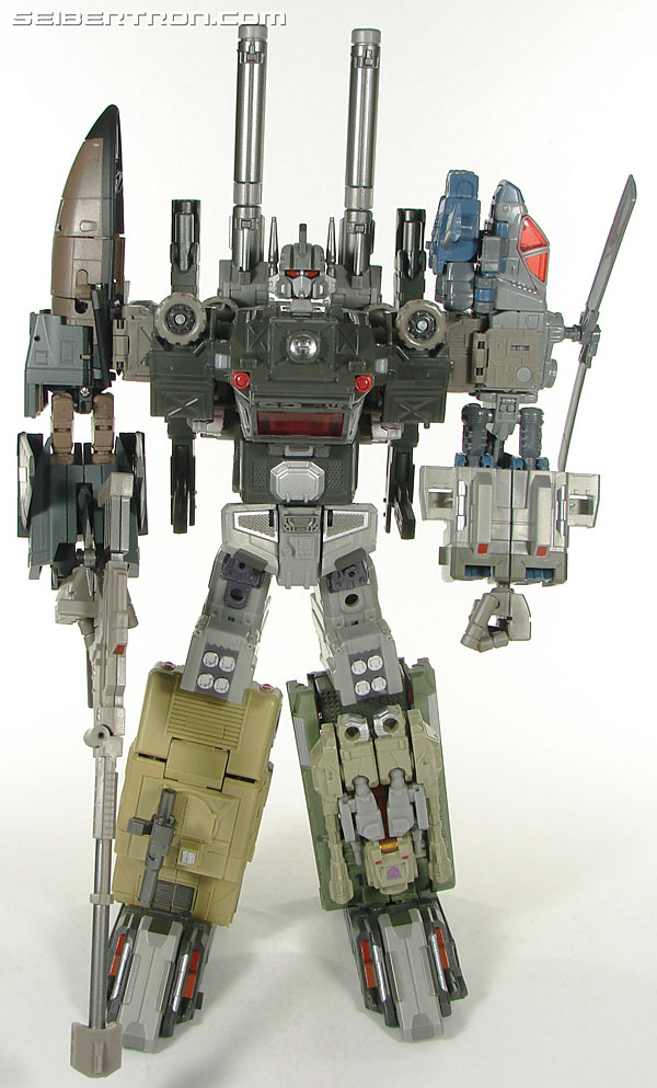 Transformers 3rd Party Products Crossfire Combat Unit Full Colossus Combination (Bruticus) (Image #13 of 188)