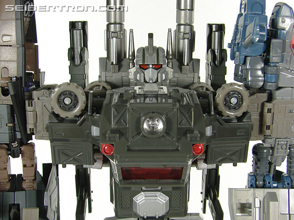 Transformers 3rd Party Products Crossfire Combat Unit Full Colossus Combination (Bruticus) (Image #15 of 188)