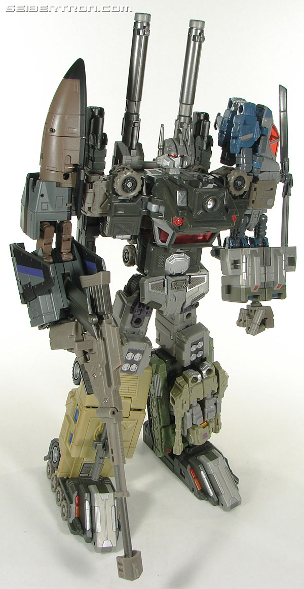 Transformers 3rd Party Products Crossfire Combat Unit Full Colossus Combination (Bruticus) (Image #17 of 188)