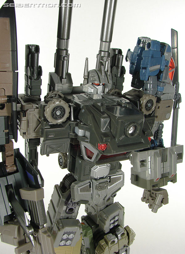 Transformers 3rd Party Products Crossfire Combat Unit Full Colossus Combination (Bruticus) (Image #18 of 188)