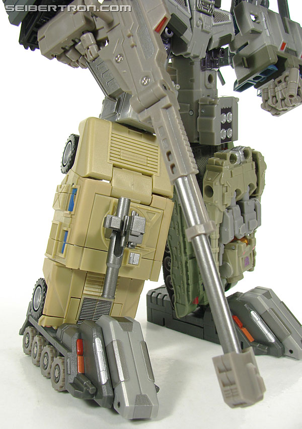 Transformers 3rd Party Products Crossfire Combat Unit Full Colossus Combination (Bruticus) (Image #21 of 188)