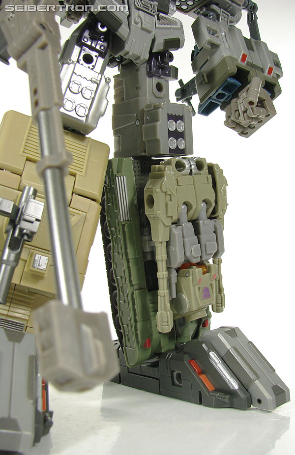 Transformers 3rd Party Products Crossfire Combat Unit Full Colossus Combination (Bruticus) (Image #22 of 188)