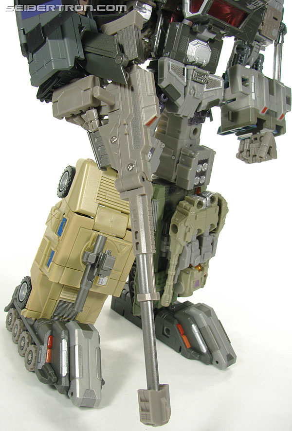Transformers 3rd Party Products Crossfire Combat Unit Full Colossus Combination (Bruticus) (Image #23 of 188)