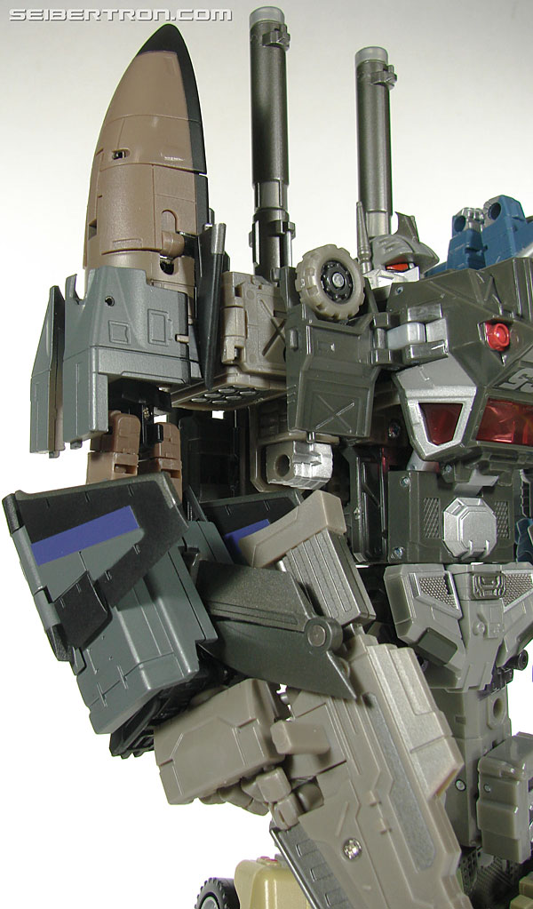 Transformers 3rd Party Products Crossfire Combat Unit Full Colossus Combination (Bruticus) (Image #24 of 188)