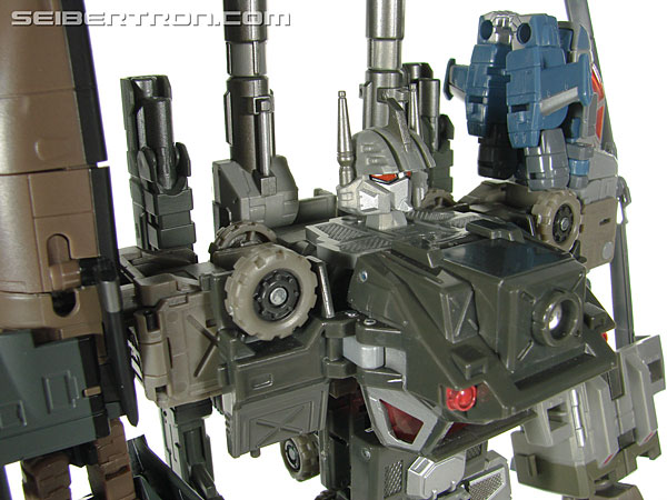 Transformers 3rd Party Products Crossfire Combat Unit Full Colossus Combination (Bruticus) (Image #26 of 188)