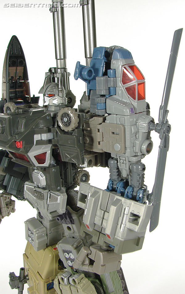 Transformers 3rd Party Products Crossfire Combat Unit Full Colossus Combination (Bruticus) (Image #28 of 188)
