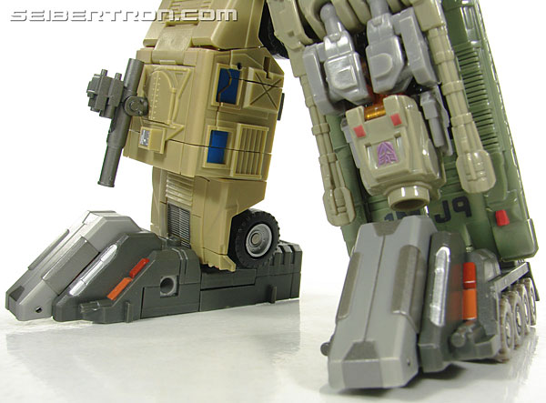 Transformers 3rd Party Products Crossfire Combat Unit Full Colossus Combination (Bruticus) (Image #30 of 188)