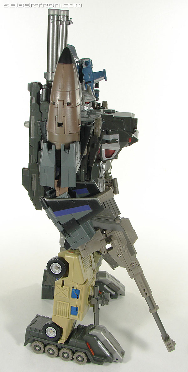 Transformers 3rd Party Products Crossfire Combat Unit Full Colossus Combination (Bruticus) (Image #31 of 188)