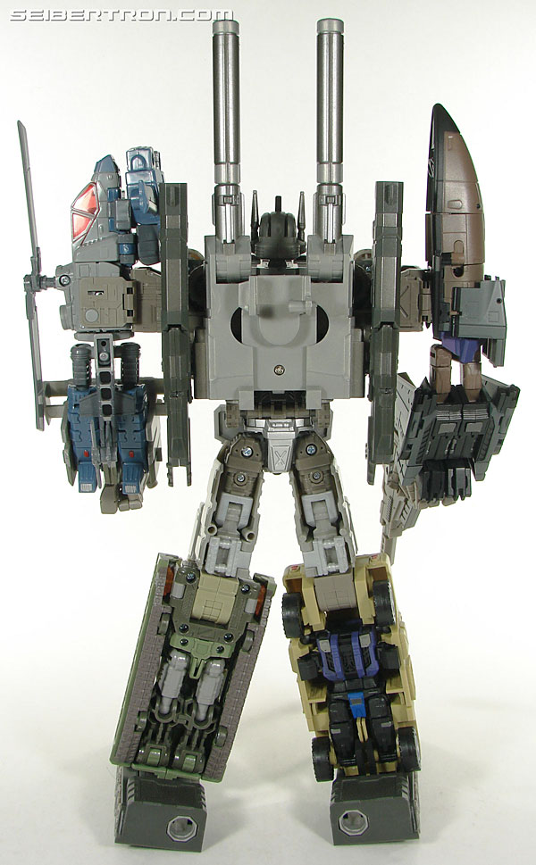 Transformers 3rd Party Products Crossfire Combat Unit Full Colossus Combination (Bruticus) (Image #33 of 188)