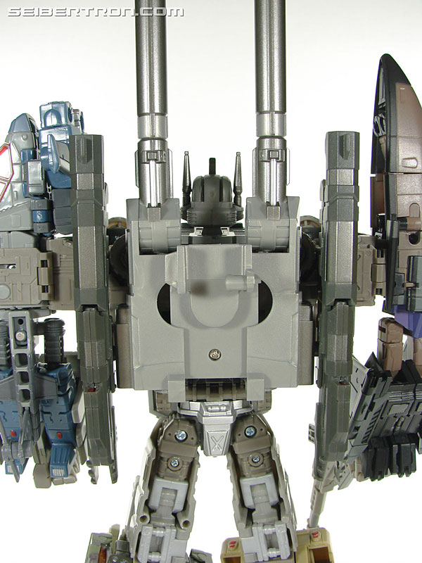 Transformers 3rd Party Products Crossfire Combat Unit Full Colossus Combination (Bruticus) (Image #36 of 188)