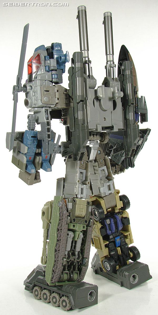 Transformers 3rd Party Products Crossfire Combat Unit Full Colossus Combination (Bruticus) (Image #40 of 188)