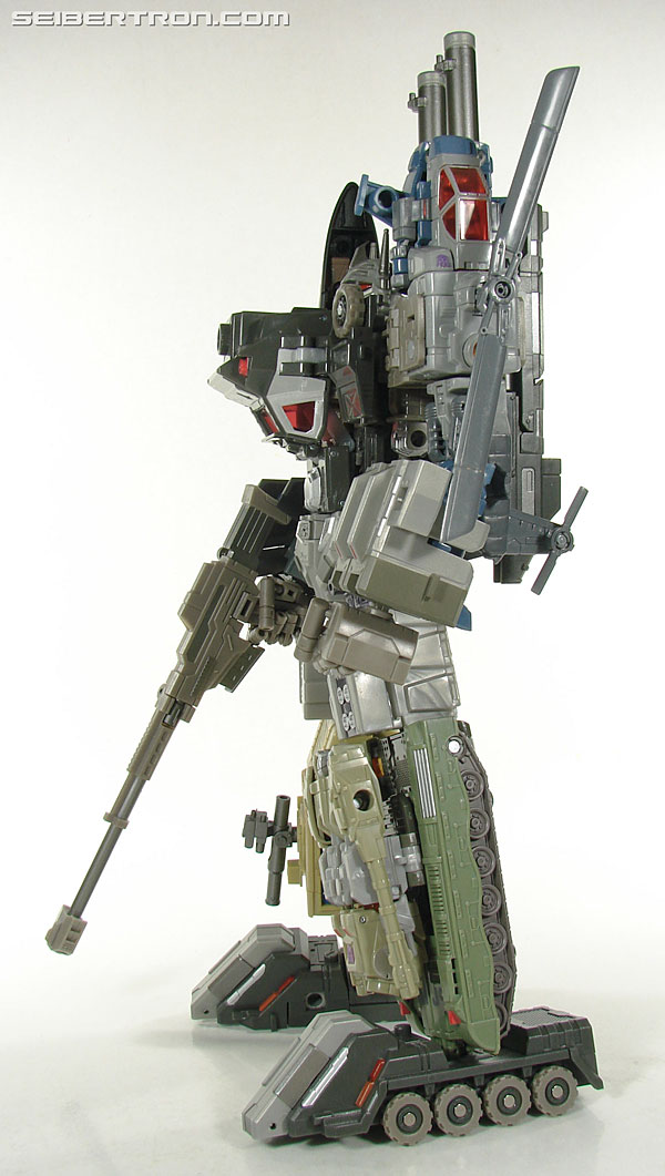 Transformers 3rd Party Products Crossfire Combat Unit Full Colossus Combination (Bruticus) (Image #41 of 188)