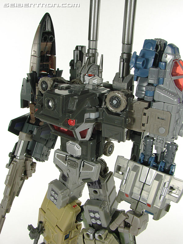 Transformers 3rd Party Products Crossfire Combat Unit Full Colossus Combination (Bruticus) (Image #44 of 188)
