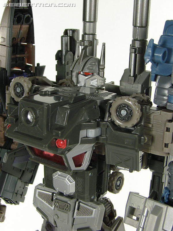 Transformers 3rd Party Products Crossfire Combat Unit Full Colossus Combination (Bruticus) (Image #46 of 188)