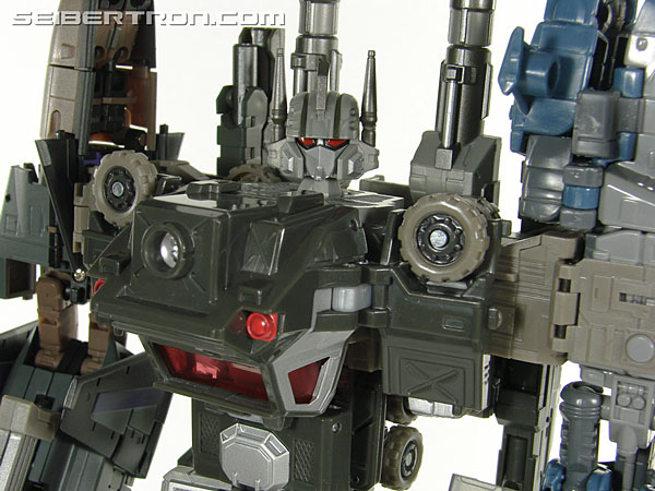 Transformers 3rd Party Products Crossfire Combat Unit Full Colossus Combination (Bruticus) (Image #48 of 188)