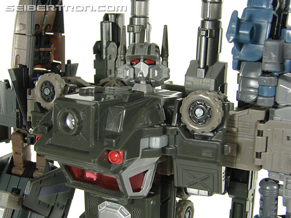 Transformers 3rd Party Products Crossfire Combat Unit Full Colossus Combination (Bruticus) (Image #50 of 188)