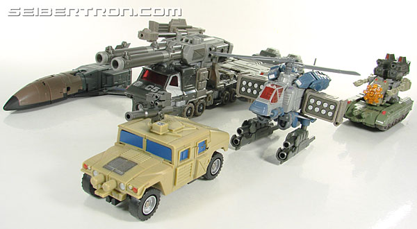 Transformers 3rd Party Products Crossfire Combat Unit (Onslaught) (Image #22 of 75)