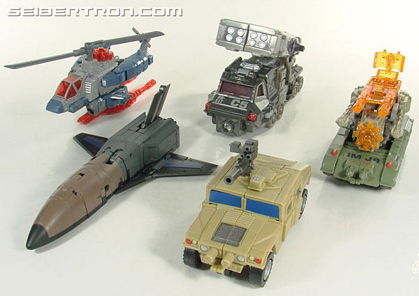 Transformers 3rd Party Products Crossfire Combat Unit (Onslaught) (Image #23 of 75)