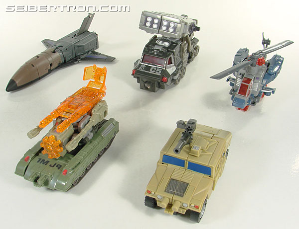 Transformers 3rd Party Products Crossfire Combat Unit (Onslaught) (Image #24 of 75)