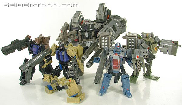 Transformers 3rd Party Products Crossfire Combat Unit (Onslaught) (Image #70 of 75)