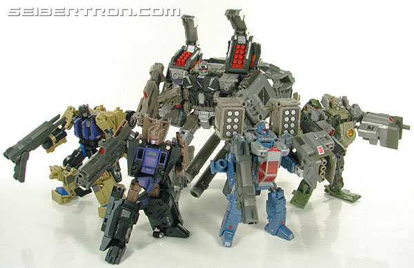 Transformers 3rd Party Products Crossfire Combat Unit (Onslaught) (Image #71 of 75)