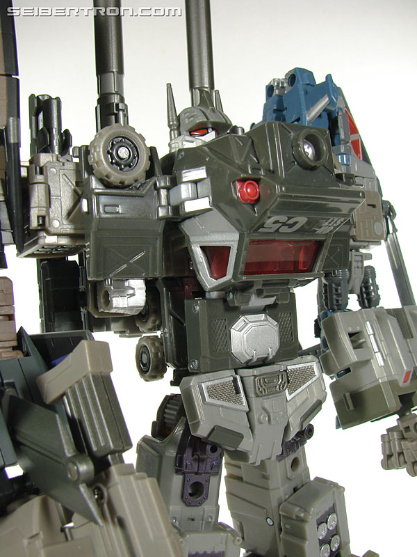 Transformers 3rd Party Products Crossfire Combat Unit (Onslaught) (Image #73 of 75)