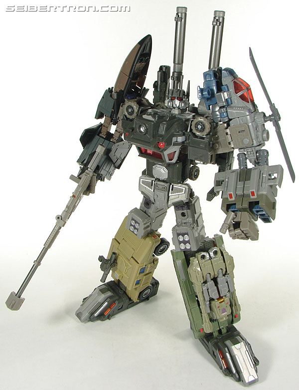 Transformers 3rd Party Products Crossfire Combat Unit (Onslaught) (Image #74 of 75)