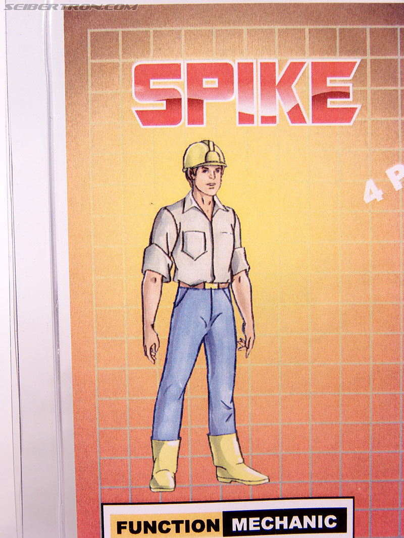 Transformers 3rd Party Products Spike Witwicky (Image #3 of 42)