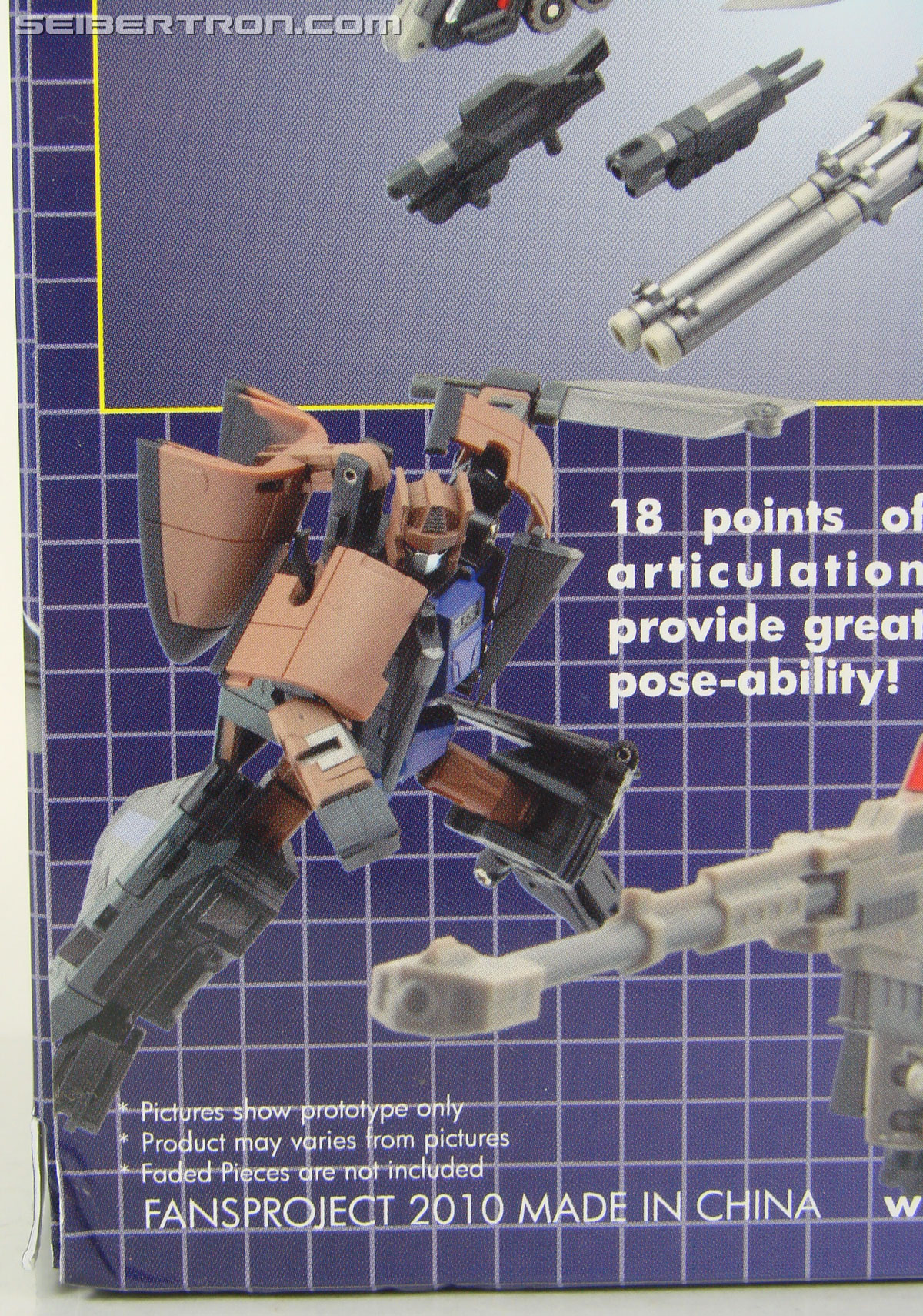 Transformers 3rd Party Products Crossfire 02A Combat Unit Explorer (Blast Off) (Image #12 of 164)