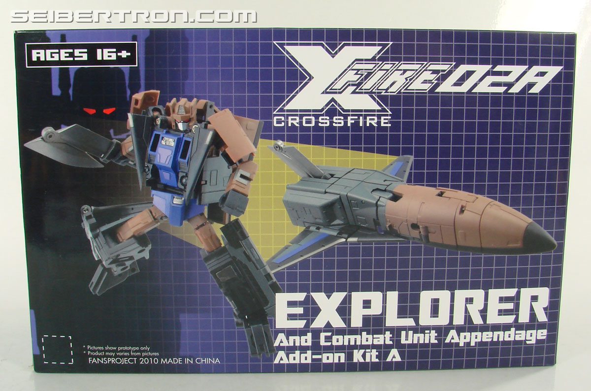 Transformers 3rd Party Products Crossfire Combat Unit Full Colossus Combination (Bruticus) (Image #1 of 188)
