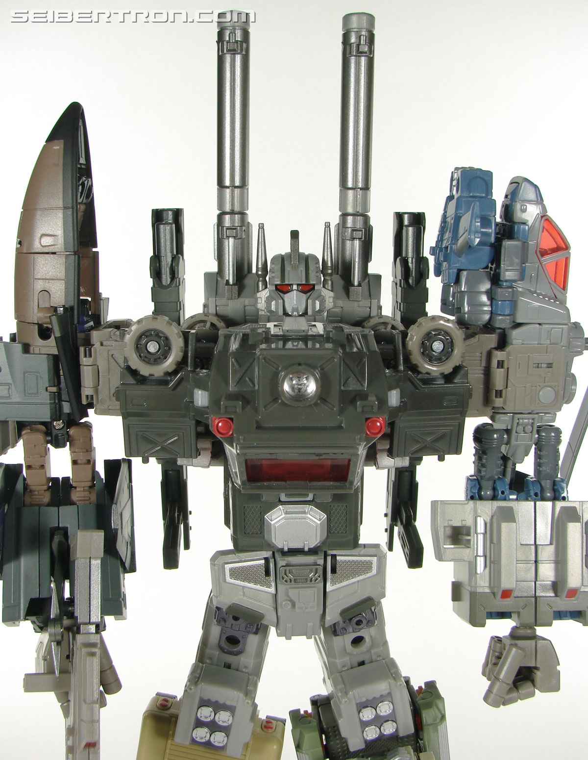 Transformers 3rd Party Products Crossfire Combat Unit Full Colossus Combination (Bruticus) (Image #14 of 188)